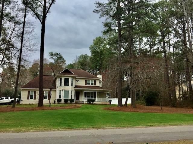 145 Millwood Ln, Fayetteville, GA 30214 (MLS #8875601) :: AF Realty Group