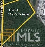 0 Thurman Baccus Rd Lot 3, Social Circle, GA 30025 (MLS #8875897) :: Keller Williams Realty Atlanta Classic