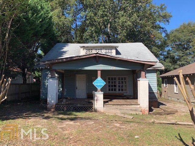 1723 Dorsey Ave, East Point, GA 30344 (MLS #8876051) :: Crown Realty Group