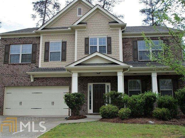 4883 Arbor View Parkway, Acworth, GA 30101 (MLS #8876281) :: Scott Fine Homes at Keller Williams First Atlanta