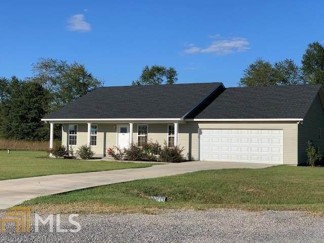 1052 Daniels Estate Ln, Dexter, GA 31019 (MLS #8876331) :: Athens Georgia Homes