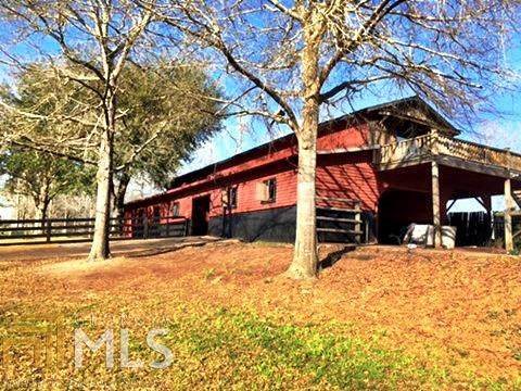 886 W Highway 49, Milledgeville, GA 31062 (MLS #8876463) :: Rettro Group