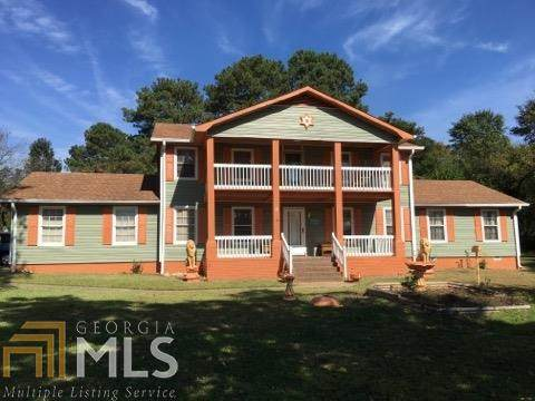 4 Althea Dr, Rome, GA 30165 (MLS #8876821) :: Tim Stout and Associates