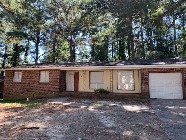 2439 Castile Dr, Morrow, GA 30260 (MLS #8876990) :: Keller Williams Realty Atlanta Partners
