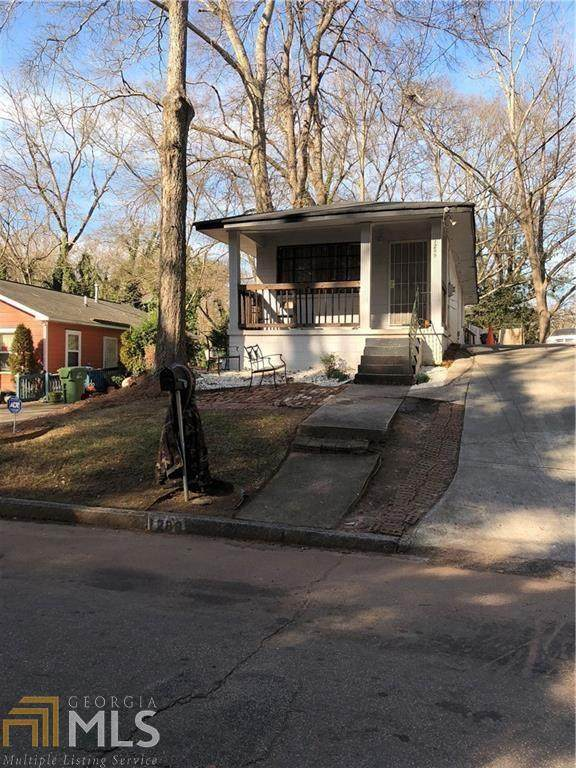 1289 Bridges Ave, Atlanta, GA 30310 (MLS #8877478) :: Team Cozart