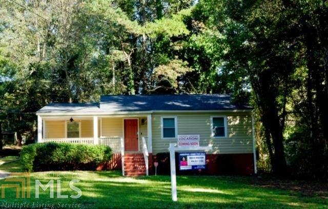 1890 Bonniview Street, Atlanta, GA 30310 (MLS #8878164) :: Keller Williams