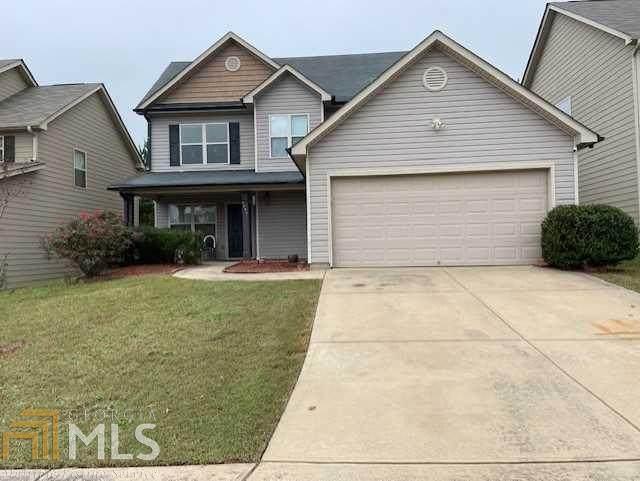 5095 NE Summerview Ln, Morrow, GA 30260 (MLS #8879788) :: Maximum One Greater Atlanta Realtors
