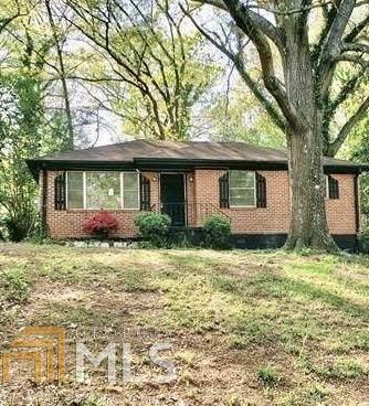 2075 Dellwood Pl, Decatur, GA 30032 (MLS #8879860) :: Keller Williams Realty Atlanta Partners