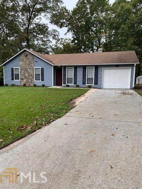 5350 Greenhedge, Stone Mountain, GA 30088 (MLS #8879984) :: Michelle Humes Group