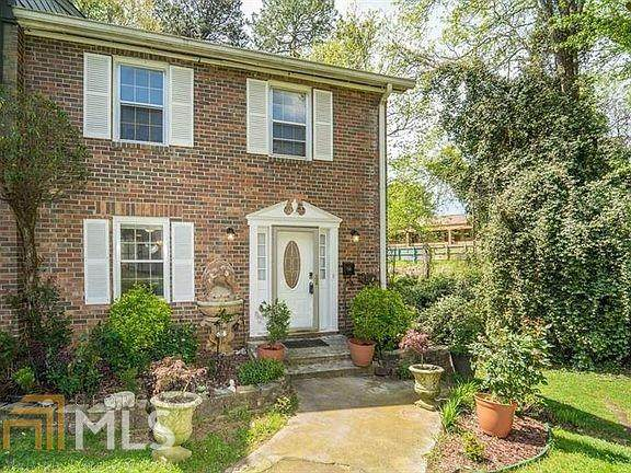 161 Glen Acres Ct, Decatur, GA 30035 (MLS #8880075) :: Athens Georgia Homes