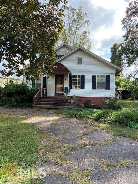 208 Manley Rd, Griffin, GA 30223 (MLS #8880172) :: Buffington Real Estate Group