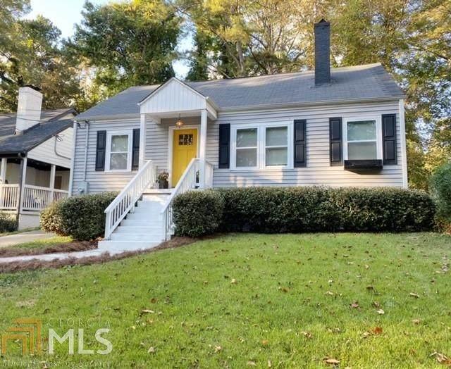 1765 S Olympian Way, Atlanta, GA 30310 (MLS #8880759) :: Lakeshore Real Estate Inc.