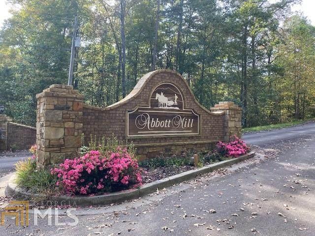 0 Saw Blade, Ellijay, GA 30540 (MLS #8881286) :: Buffington Real Estate Group