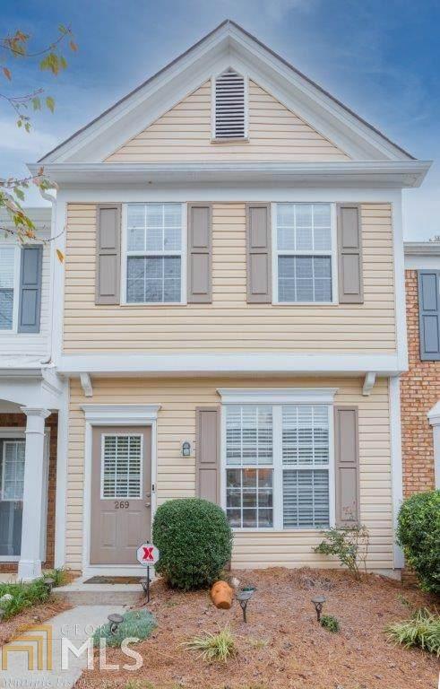 269 Devonshire Drive #269, Alpharetta, GA 30022 (MLS #8881600) :: Bonds Realty Group Keller Williams Realty - Atlanta Partners