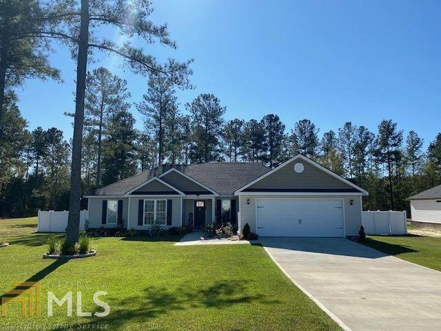186 Stonebrook Way, Statesboro, GA 30458 (MLS #8883494) :: Keller Williams Realty Atlanta Partners