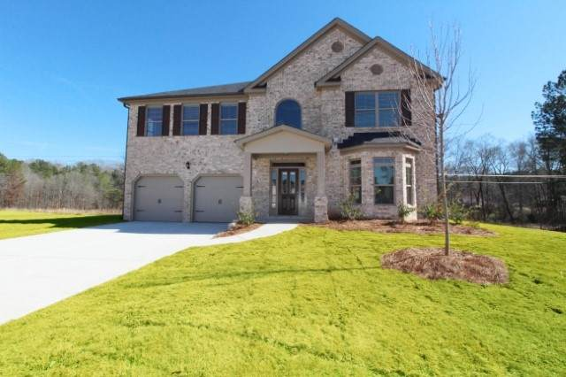2487 Rose Hill Ct #8, Lawrenceville, GA 30044 (MLS #8884313) :: Tim Stout and Associates