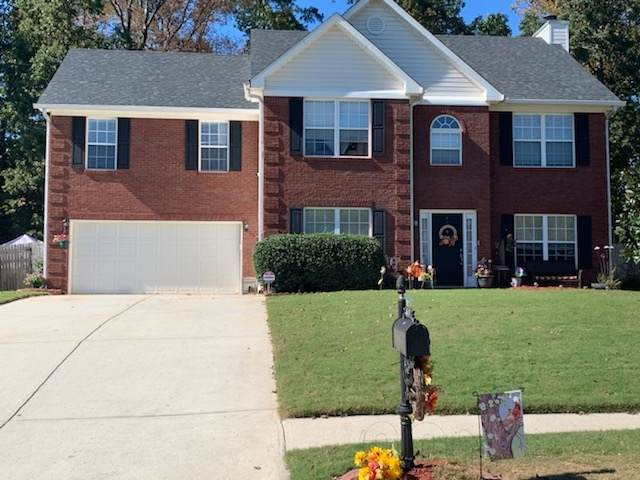 60 Trelawney Run, Covington, GA 30016 (MLS #8885078) :: Keller Williams Realty Atlanta Partners