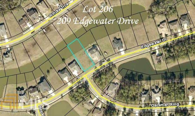 209 Edgewater Dr #264, St. Marys, GA 31558 (MLS #8886075) :: Military Realty