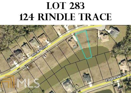 124 Rindle Trce #283, St. Marys, GA 31558 (MLS #8886080) :: Military Realty