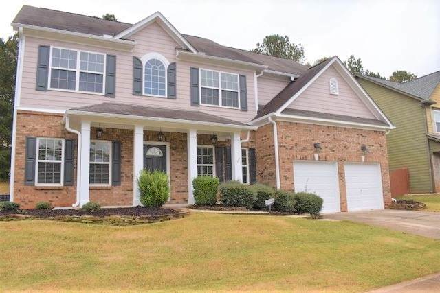 46 Rockridge Dr, Newnan, GA 30265 (MLS #8886664) :: Bonds Realty Group Keller Williams Realty - Atlanta Partners