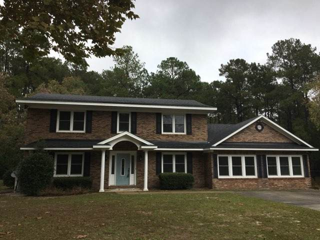 123 Evergreen Dr, Statesboro, GA 30458 (MLS #8887477) :: Bonds Realty Group Keller Williams Realty - Atlanta Partners