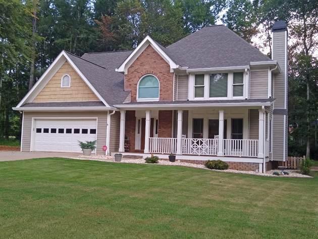 100 Jay Trl, Fayetteville, GA 30215 (MLS #8888308) :: Keller Williams Realty Atlanta Classic
