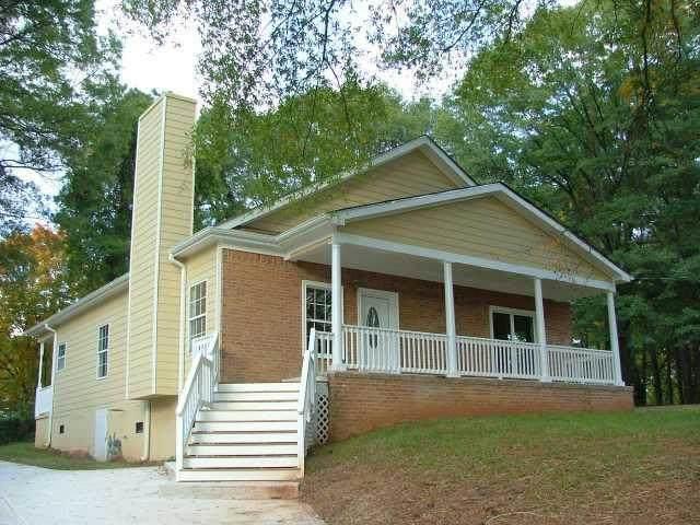 2814 Arborcrest Dr, Decatur, GA 30033 (MLS #8888383) :: Tim Stout and Associates