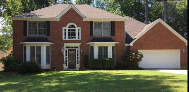 11300 Vedrines Dr, Johns Creek, GA 30022 (MLS #8888441) :: RE/MAX One Stop