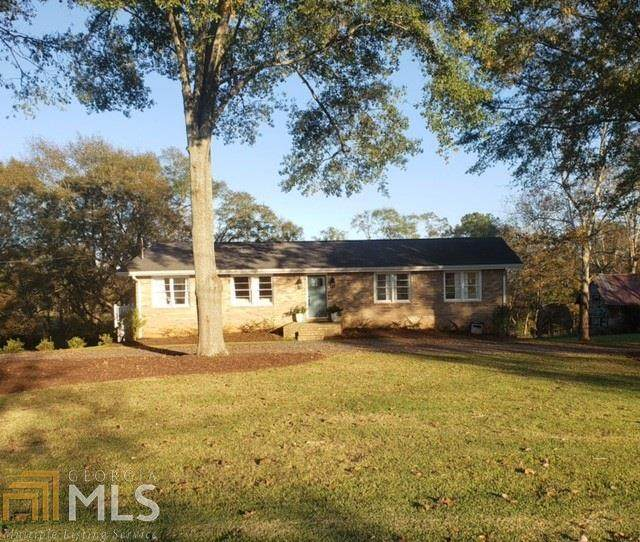 38 Old Franklin Rd, Roopville, GA 30170 (MLS #8889480) :: Rettro Group