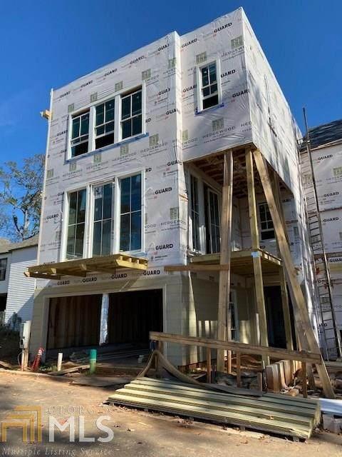 254 Southerland Terrace Ter #27, Atlanta, GA 30307 (MLS #8890065) :: Rettro Group