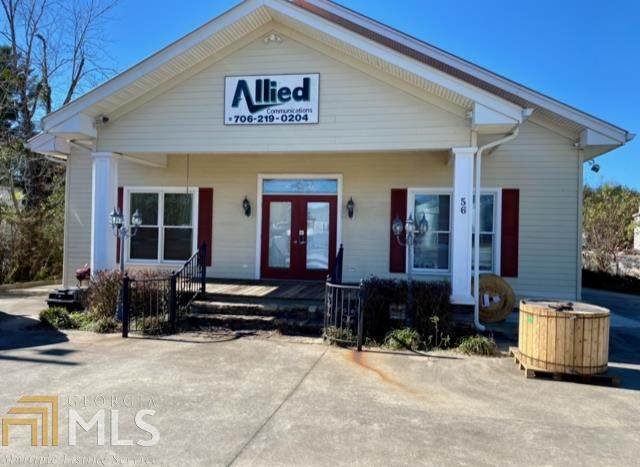 56 Bell St, Cleveland, GA 30528 (MLS #8891039) :: Athens Georgia Homes