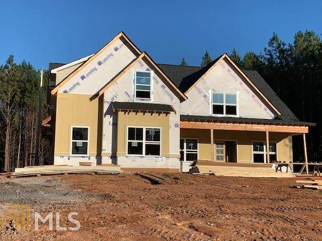 193 Pineview Dr, Williamson, GA 30292 (MLS #8891525) :: Amy & Company | Southside Realtors