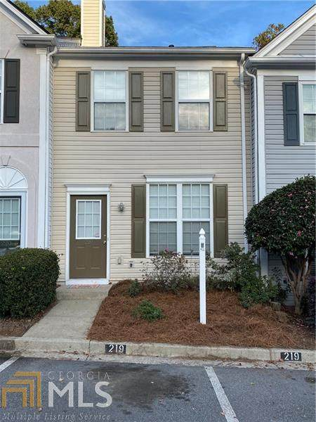 219 Buckland Dr, Alpharetta, GA 30022 (MLS #8891990) :: Michelle Humes Group
