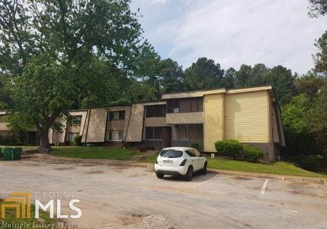 5923 Sutcliff Sq, Lithonia, GA 30058 (MLS #8892486) :: AF Realty Group