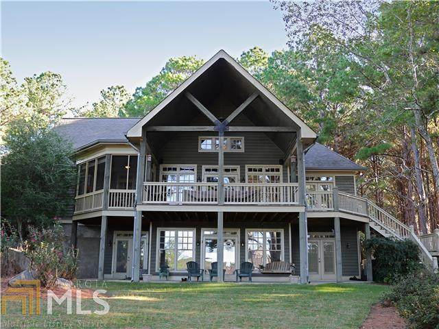 107 Ahaya, Eatonton, GA 31024 (MLS #8892542) :: Rettro Group