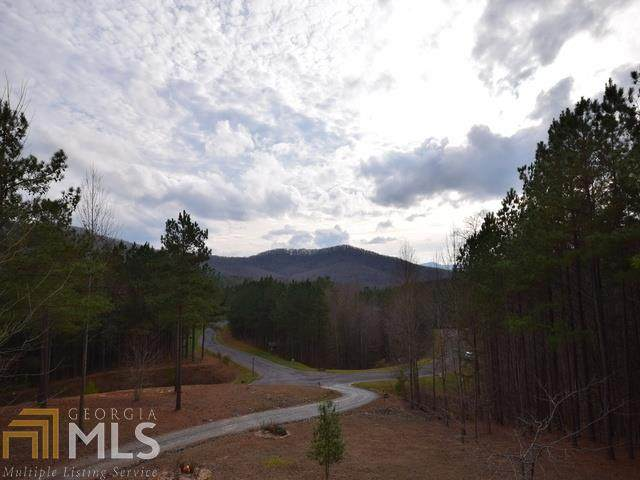 0 Black Bear Ridge Dr #27, Ellijay, GA 30536 (MLS #8892935) :: Military Realty