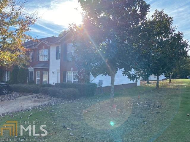 5574 Strathmoor Manor Circle, Lithonia, GA 30058 (MLS #8893123) :: Team Cozart