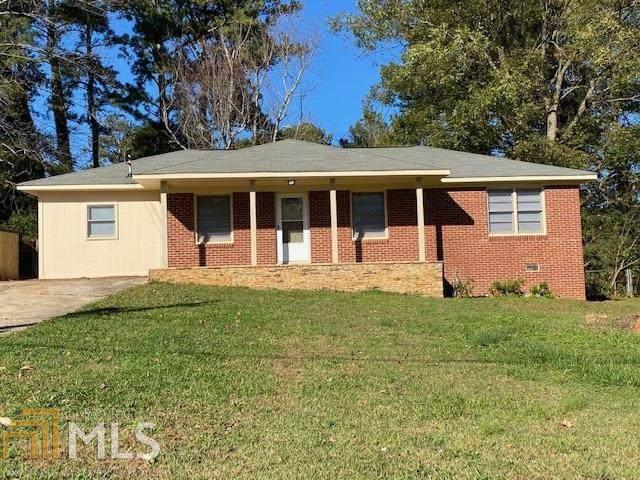 1672 Bagpipe Pl, Conley, GA 30288 (MLS #8893364) :: Bonds Realty Group Keller Williams Realty - Atlanta Partners
