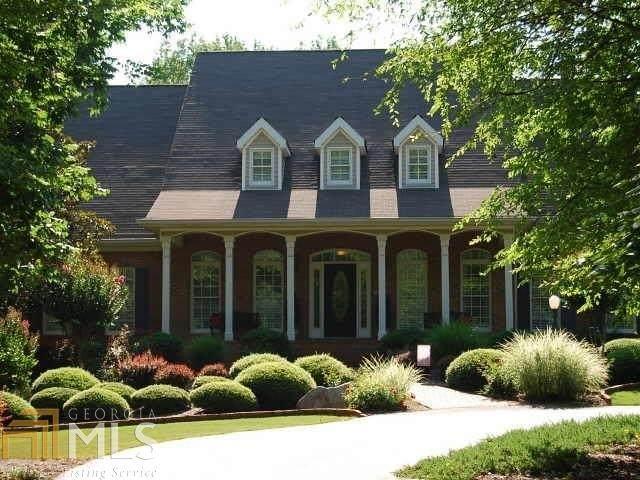718 Old Greenville, Fayetteville, GA 30215 (MLS #8893842) :: Buffington Real Estate Group