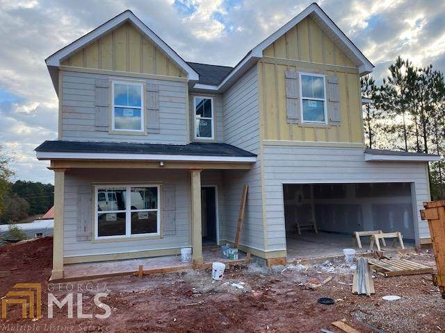 93 Richmond Dr, Lagrange, GA 30240 (MLS #8893869) :: Scott Fine Homes at Keller Williams First Atlanta