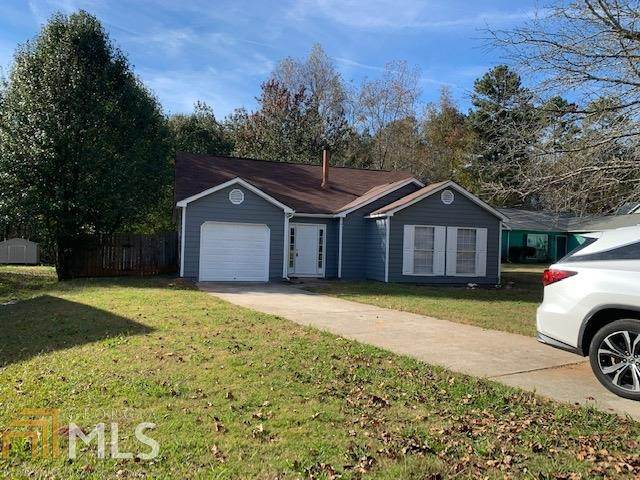 8065 Crane Rd, Jonesboro, GA 30236 (MLS #8894335) :: Keller Williams Realty Atlanta Classic