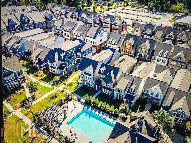 160 Blakemore #160, Smyrna, GA 30080 (MLS #8894758) :: Regent Realty Company