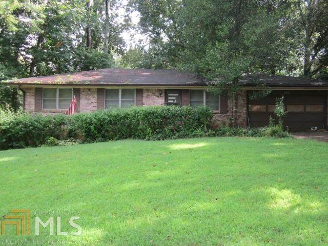 6876 Stephens Dr, Rex, GA 30272 (MLS #8894759) :: The Heyl Group at Keller Williams