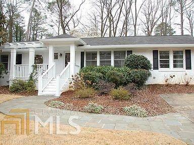 2612 Winding Ln, Atlanta, GA 30319 (MLS #8895499) :: Tim Stout and Associates