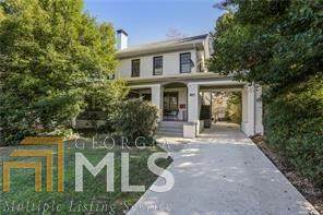 823 North Highland Ave, Atlanta, GA 30306 (MLS #8898496) :: Amy & Company | Southside Realtors