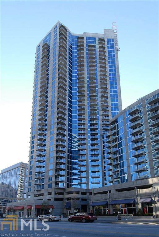 400 W Peachtree St #3106, Atlanta, GA 30308 (MLS #8901186) :: Anderson & Associates