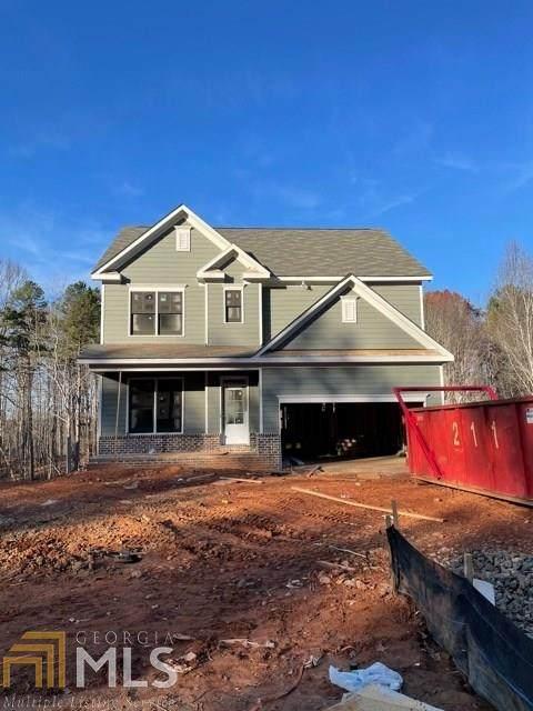 255 Greystone Ct #14, Winder, GA 30680 (MLS #8901612) :: AF Realty Group