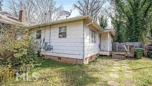 650 Holderness, Atlanta, GA 30310 (MLS #8907218) :: Buffington Real Estate Group