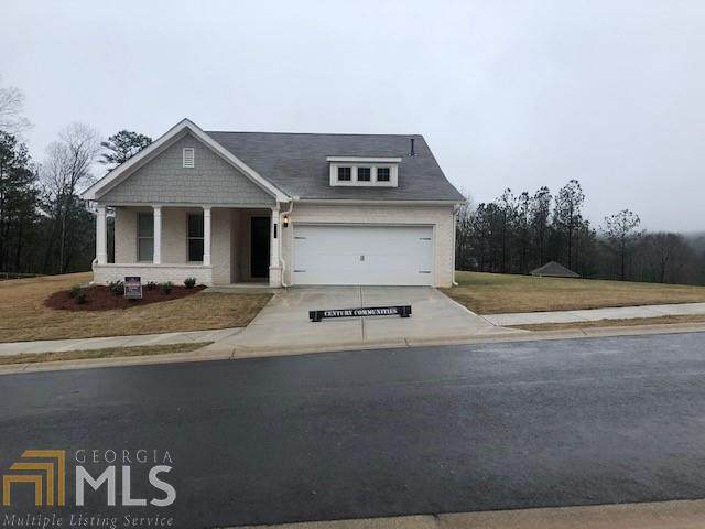153 Rolling Hills Pl #57, Canton, GA 30114 (MLS #8908222) :: Scott Fine Homes at Keller Williams First Atlanta