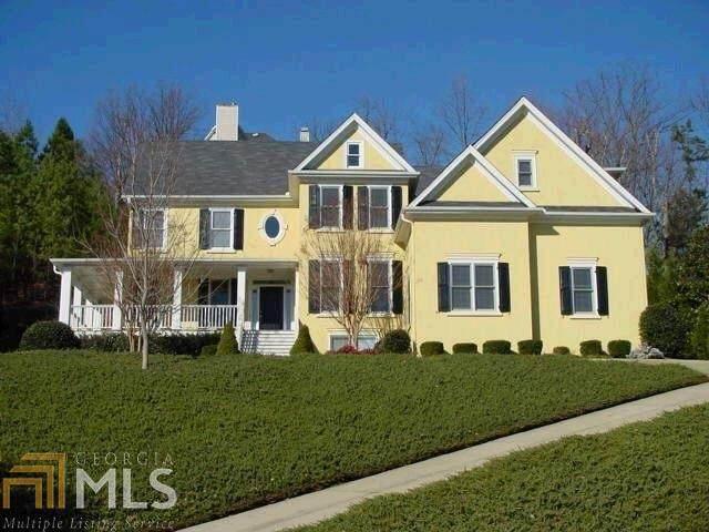 785 Oak Trail Dr, Marietta, GA 30062 (MLS #8910721) :: Crest Realty